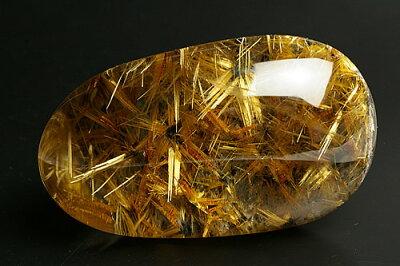 究極のルチル水晶フリーカット フラワー花火