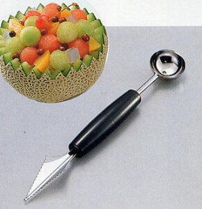 フルーツ くり抜きに楽しい道具フルーツデコレーター