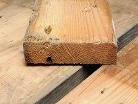 """キャニオン・プランク2""""×6""""(約厚み40×幅135〜140×長さ3000)※送料無料対象外【区分木材】※釘が入っている場合があります。..."""
