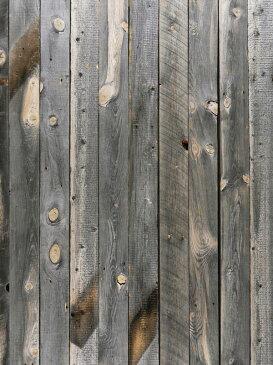 ランチ・フェンス 長さ2400mm (販売単位:1枚)※送料無料対象外【送料区分4】【古材 壁板 壁材diy無垢 木材 本物 リフォーム 羽板 グレーウッド 薄板 什器 販売 通販】