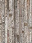 スプリット・ボード1×6 (ホワイト、グレイ、ペンキ擦れ剥がれのミックス)(1平米)※送料無料対象外【送料区分5】【古材 板材 壁板 diy パイン材 ホワイト 白 薄板 腰板 家具 材料 撮影用背景】