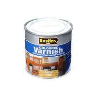 木製品の保護と着色を兼ねた、油性ウレタンニス。テーブルや椅子等、diy家具の塗装仕上げにおすすめ。