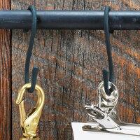 真鍮製のSカン。ハンガーやチェーンを引っ掛けてお使いください。ハンガーラックやワイヤーネット等ディスプレイにどうぞ。