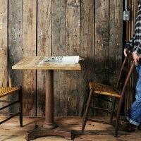 天板のみの販売。脚を取り付けてお使いください。チーク古材製で無塗装です。飲食店のテーブルやdiyのデスクに。