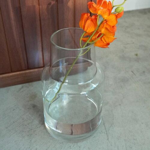リューズガラス フラワーベース ロケート(L)