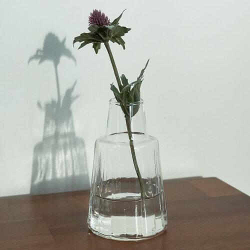 リューズガラス ワイズライン フラワーベース シャンク