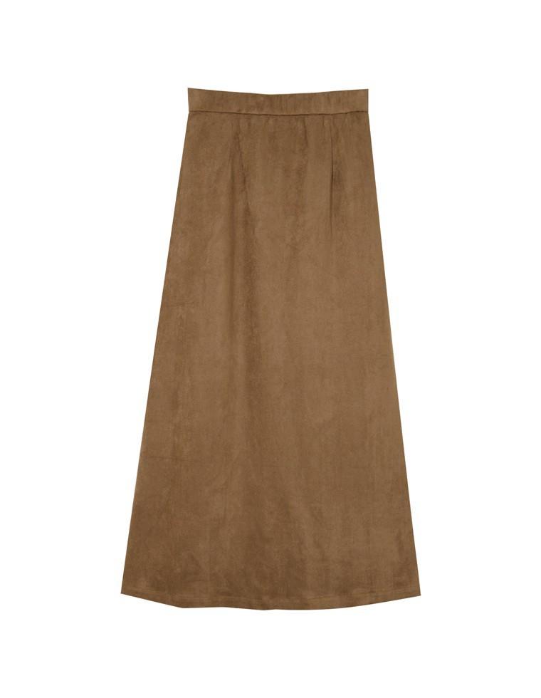 エードタッチストレッチタイトスカート