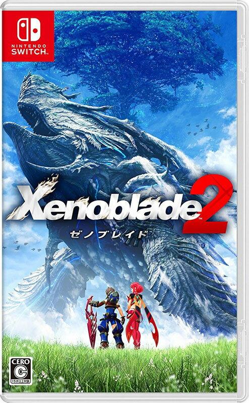 Nintendo Switch, ソフト Switch Xenoblade2 (2)