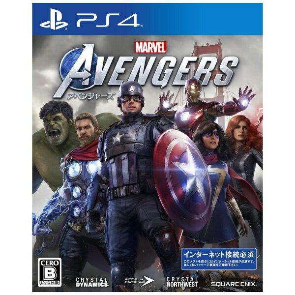 新品 PS4Marvel'sAvengers(アベンジャーズ) メール便