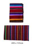 【インポート】【即納】メキシカンラグマットサラペラグベッドカバーソファカバー大きいサイズSARAPEMEXICANRAGMATburgundymulti03