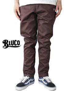 【即納】BLUCO work garment(ブルコ ワークガーメント) / OL-062 KNICKER BOCKERS PANTS brown(ニッカポッカ ワークパンツ 茶色 ブラウン)