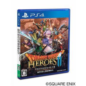 ★ネコポス送料無料・即日出荷★ドラゴンクエストヒーローズII 双子の王と予言の終わり PS4版…