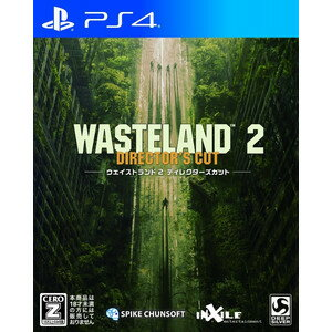 ★ネコポス送料無料・発売日前日出荷★(初回特典付)PS4 ウェイストランド2 ディレクターズ・…