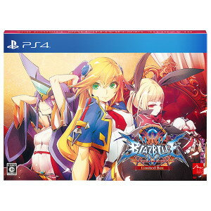【発売日前日出荷】PS4 BLAZBLUE CENTRALFICTION Limited Bo…