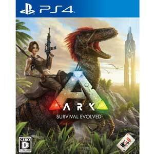 【ネコポス送料無料・発売日前日出荷】(初回封入特典付)PS4 ARK: Survival Ev…