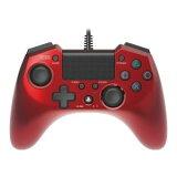 【即日出荷】PS4 ホリパッドFPSプラス for PlayStation 4 レッド コントローラー 900084【ネコポス不可:宅配便のみ対応】