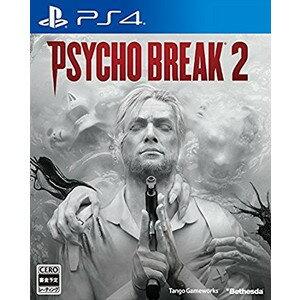 【ネコポス送料無料・即日出荷】PS4 PSYCHOBREAK 2 サイコブレイク2 09082…