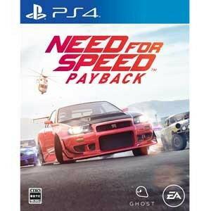 【ネコポス送料無料・発売日前日出荷】(初回封入特典付)PS4 ニード・フォー・スピード ペイバ…