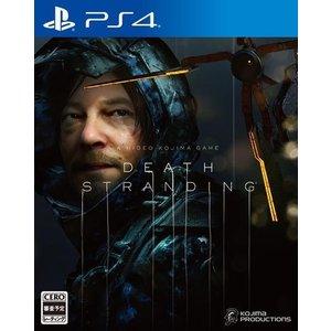 【ネコポス送料無料・即日出荷】PS4 DEATH STRANDING デスストランディング 通常版 090138【ネコポス可】