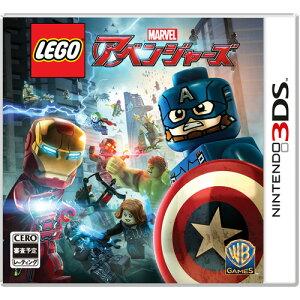 ★ネコポス送料無料・取寄せ商品(当日〜)★ LEGO マーベル アベンジャーズ 3DS版 [3…