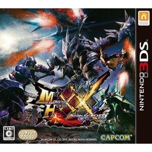 【ネコポス送料無料・発売日前日出荷】(初回封入特典付) 3DS モンスターハンターダブルクロス…