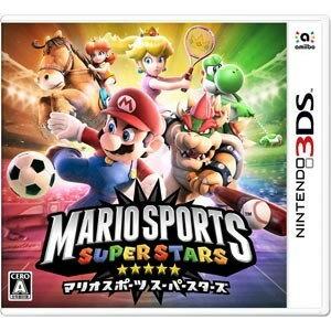 【ネコポス送料無料・発売日前日出荷】(初回封入特典付)3DS マリオスポーツ スーパースターズ…