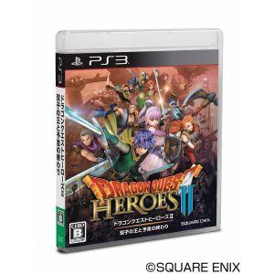 ★ネコポス送料無料・即日出荷★ドラゴンクエストヒーローズII 双子の王と予言の終わり PS3版…