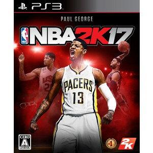 【ネコポス送料無料・発売日前日出荷】(初回封入特典付)PS3 NBA 2K17 (10.20発…