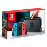 【6月26日出荷予定分】(限定!3000円クーポン付)Nintendo Switch 本体 Joy-Con (L) ネオンブルー/ (R) ネオンレッド 任天堂スウィッチ 140532【ネコポス不可/ギフト対応不可】