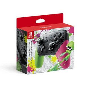 【発売日前日出荷】NintendoSwitchProコントローラースプラトゥーン2エディションSplatoonプロコン(07.21新作)500366【ネコポス不可:宅配便のみ対応】