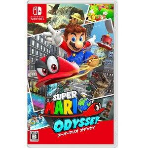 【ネコポス送料無料・発売日前日出荷】Nintendo Switch スーパーマリオ オデッセイ…