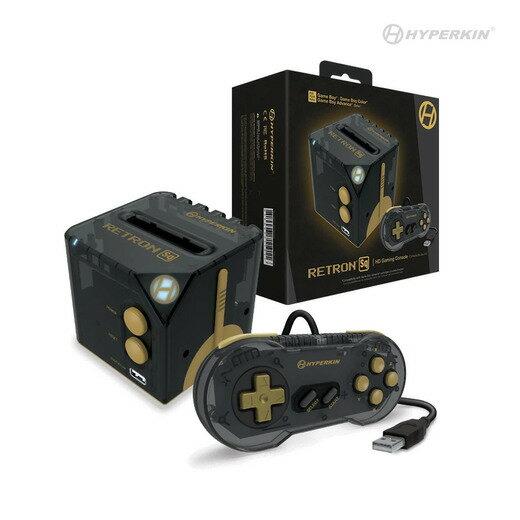 ゲームボーイアドバンス, 周辺機器 BlackGold)Hyperkin RetroN Sq: HD Gaming Console For Game BoyGame Boy Color Game Boy Advance HDTV