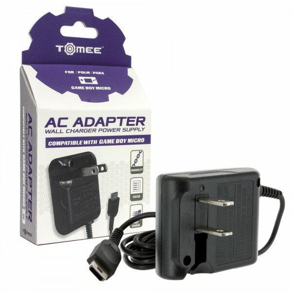テレビゲーム, ゲームボーイ TOMEE AC GB Micro AC Adapter
