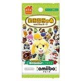 3DSHどうぶつの森amiiboカード第1弾