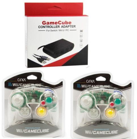 Nintendo Switch, 本体 3 GameCube 2