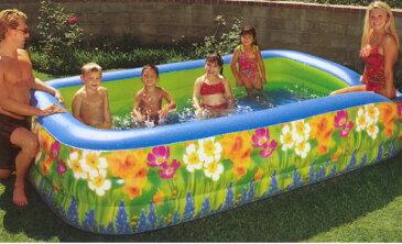 フローラファミリープール 家庭用ジャンボファミリープール