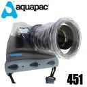 aquapac アクアパック 451完全防水ケース ミラーレス・小型一眼レフカメラ用ケース