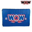 WOW(ワオ) ウォーターウォークウェイ 6×10FT ブルー ビーチフロート