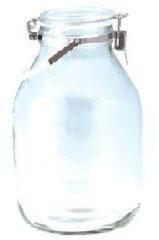 自家製梅酒や果実酒用に。星硝 ガラス密封ビン/密閉/保存容器/ストッカー/セラーメイト/瓶/びん...