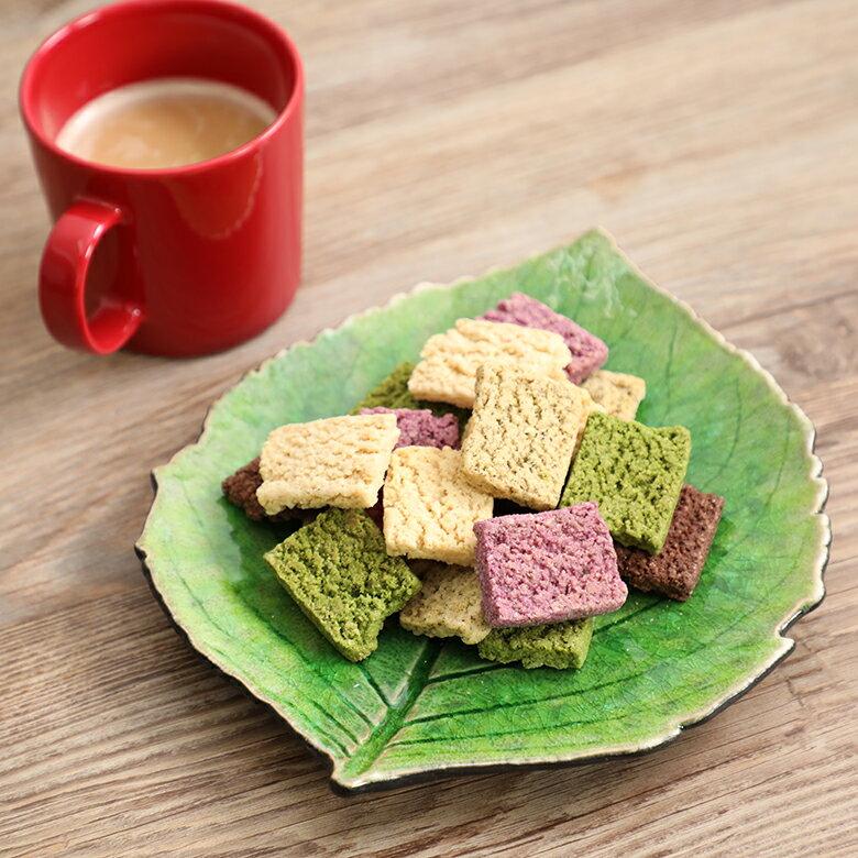 無添加 十二堂おからクッキー野菜7種MIXアソート60枚入り×1袋 防腐剤、乳製品、卵不使用 松本豆腐店 食物繊維豊富画像