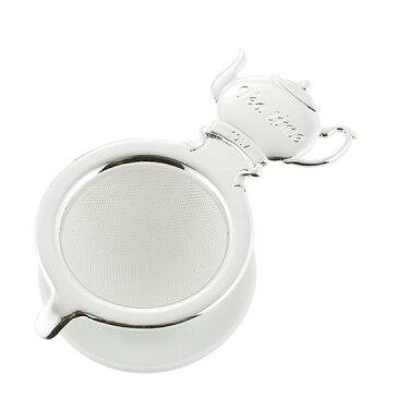 ティータイム ティーストレーナーセット シルバー(茶こし)