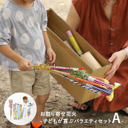 筒井時正玩具花火製造所 お取り寄せ花火 A 手持ち花火 セット 伝統 日本製 夏 風物詩 情熱大陸