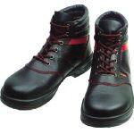 ●製造業、建築業、鉱業、陸上貨物運送業。シモン安全靴編上靴SL22−R黒/赤(北海道・沖縄送料別途)