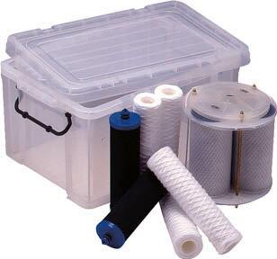 [飲料用精製装置]アイオン(株) AION 緊急時用飲料水精製装置シグナス35 CYGNUS-35 1台【754-5401】【代引不可商品】【別途運賃必要なためご連絡いたします。】
