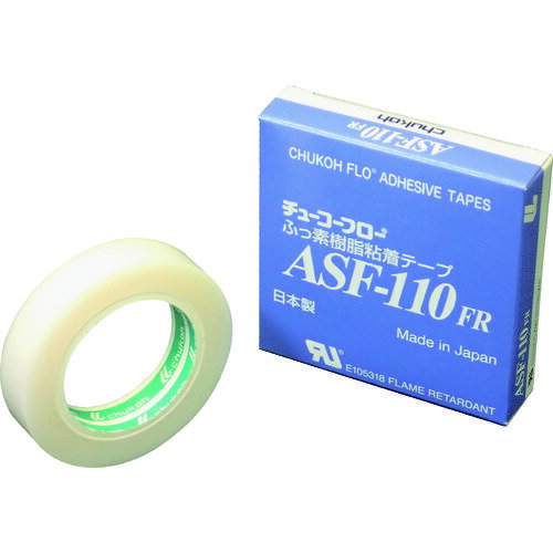 接着・補修用品, 粘着テープ  PTFE ASF110FR 023t13w5m ASF110FR23X13X5 1207-2492