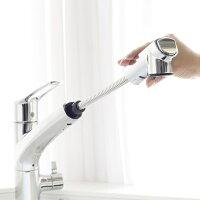 ゼンケン/ビルトイン/型/ビルトインタイプ/浄水器/アクアホーム/シャワー付複合水栓/KMD-50-ZK/カートリッジ