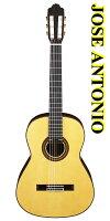 【02P22Nov12】JOSEANTONIO「JA-200:スプルース単板/ハードケース付属」ホセ・アントニオ/クラシックギター/JA200【送料無料】【smtb-KD】