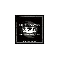 ORCAS(オルカス):日本製「OS-TENLG×1セット:テナー用/4弦:LOW-G」国産のウクレレ弦セット【送料無料】【smtb-KD】