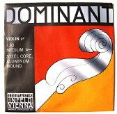 Thomastik INFELD DOMINANT バイオリン弦【E線4/4用】 E130 スチール/アルミ巻/ボールエンド×1本【送料無料】【smtb-KD】【RCP】