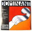 Thomastik INFELD DOMINANT バイオリン弦【D線1/4用】 D132 ナイロン/アルミ巻×1本【送料無料】【smtb-KD】【RCP】
